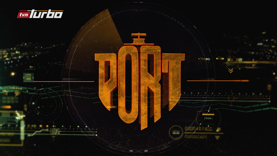 Port – Oprawa graficzna programu dla TVN Turbo